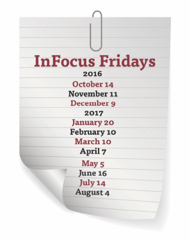infocus-friday-dates